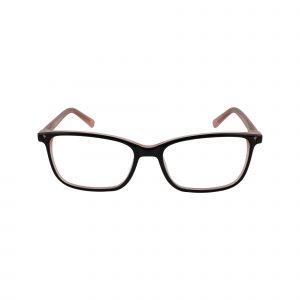 Biloxi Brown Glasses - Front View