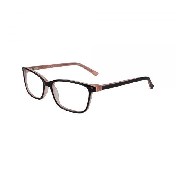 Biloxi Brown Glasses - Side View