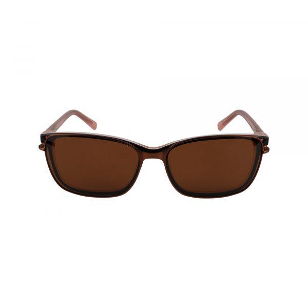 Biloxi Brown Glasses - Sunglasses