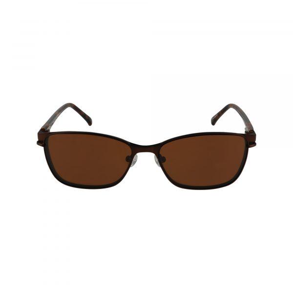 Auburn Brown Glasses - Sunglasses