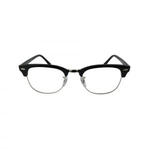 5154 Black Glasses - Front View