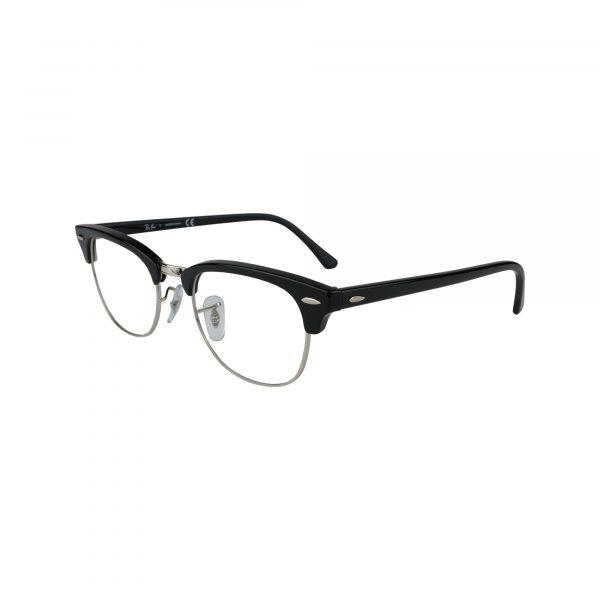 5154 Black Glasses - Side View