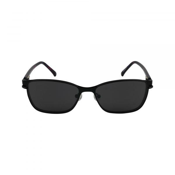 Auburn Black Glasses - Sunglasses