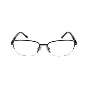 Selma Black Glasses - Front View