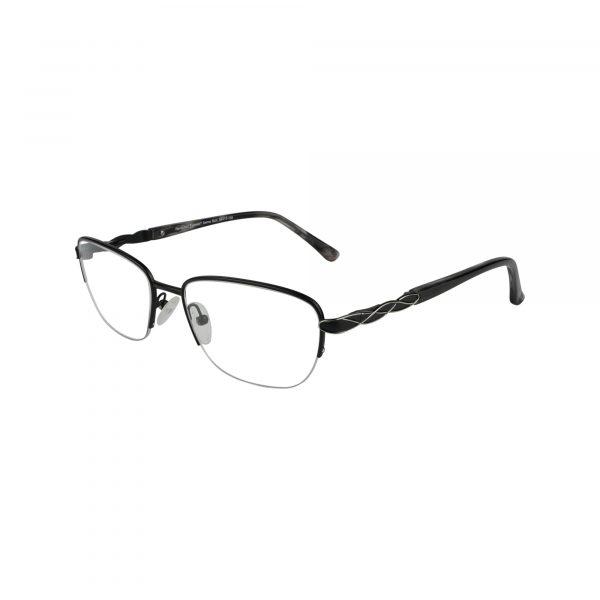 Selma Black Glasses - Side View