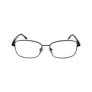 Sandy Purple Glasses - Front View
