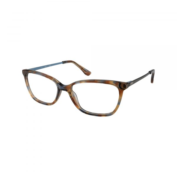 155 Brown Glasses - Side View