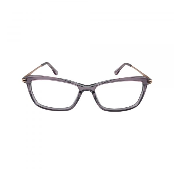 174 Gunmetal Glasses - Front View