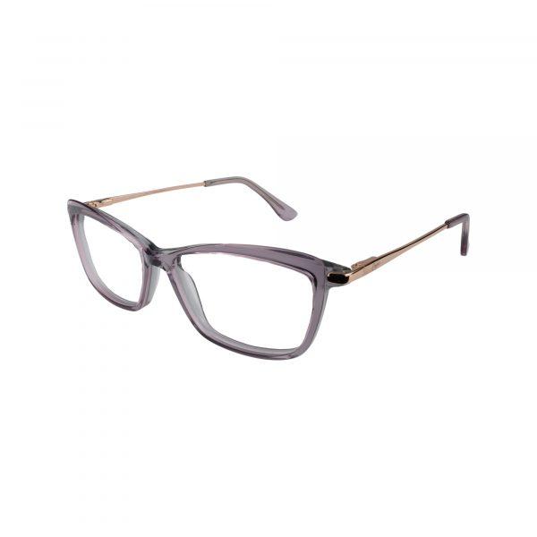 174 Gunmetal Glasses - Side View