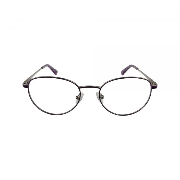 168 Purple Glasses - Front View