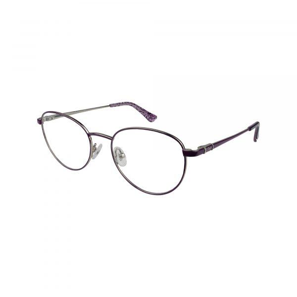 168 Purple Glasses - Side View