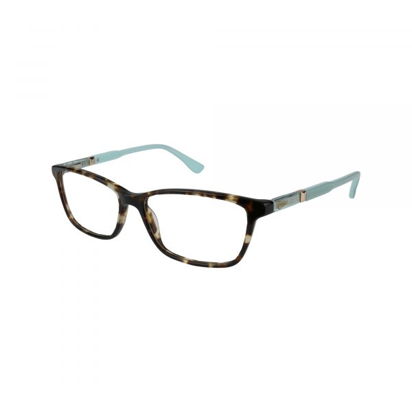 145 Brown Glasses - Side View