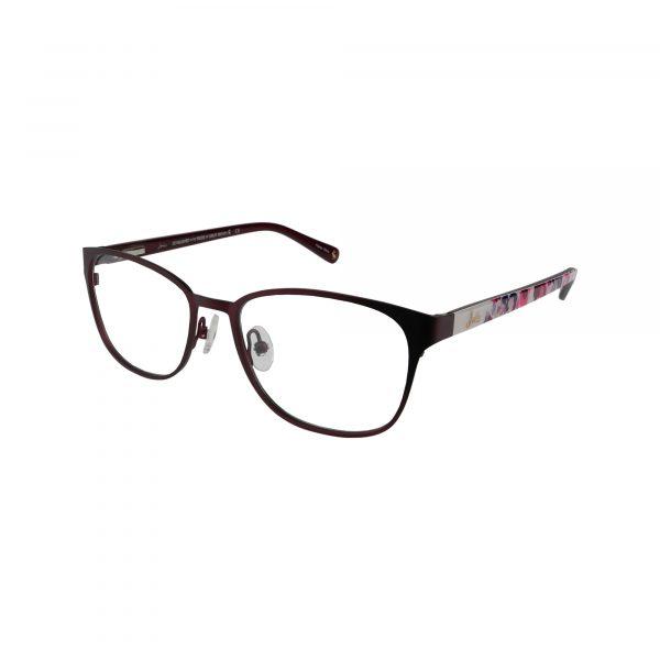 JO1030 Purple Glasses - Side View