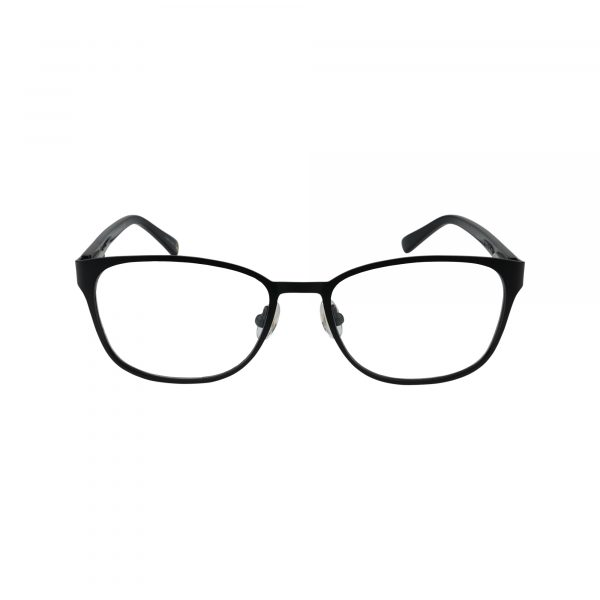 JO1030 Black Glasses - Front View