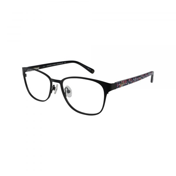 JO1030 Black Glasses - Side View
