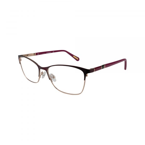 4005 Purple Glasses - Side View