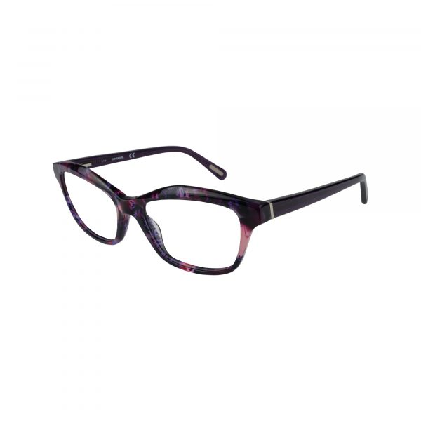 558 Purple Glasses - Side View