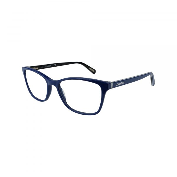 484 Blue Glasses - Side View