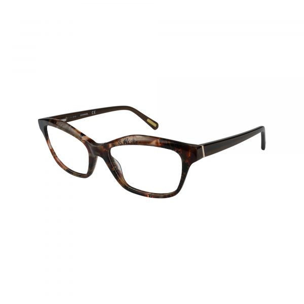 558 Brown Glasses - Side View