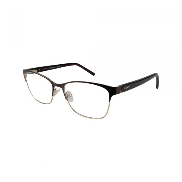 464 Black Glasses - Side View
