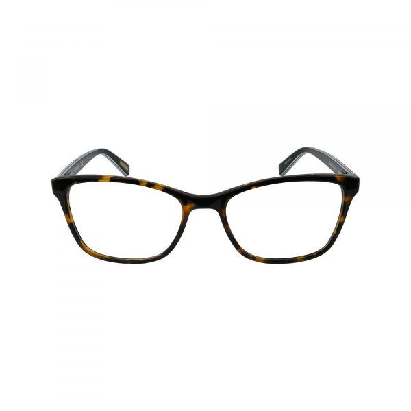 484 Brown Glasses - Front View