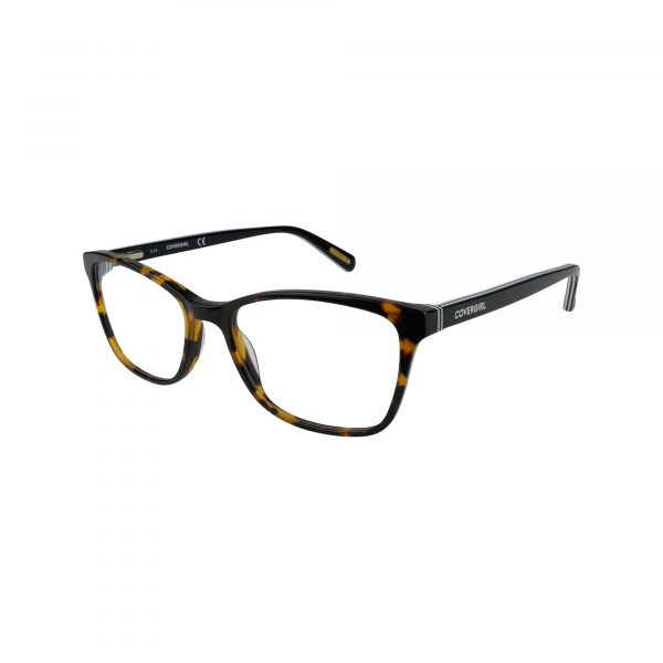 484 Brown Glasses - Side View