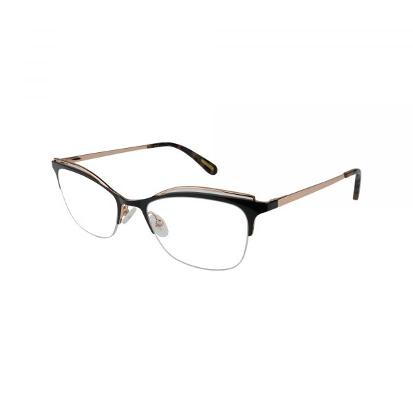 4003 Black Glasses - Side View
