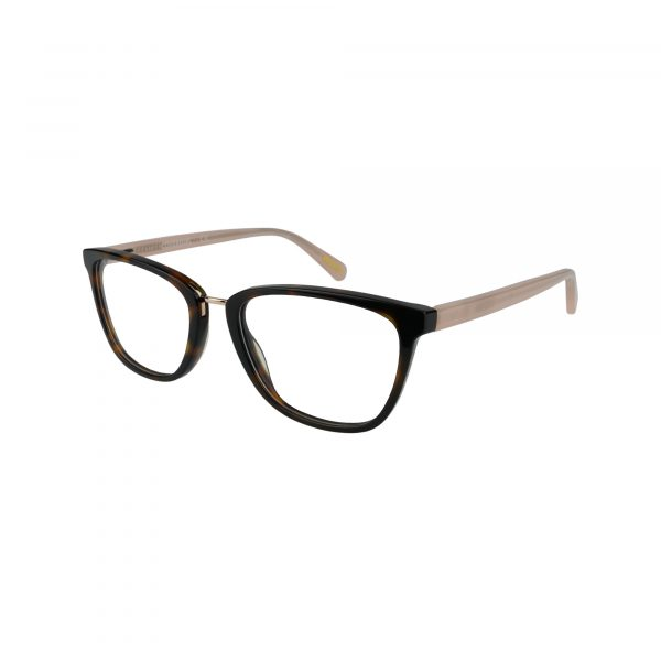 470 Brown Glasses - Side View