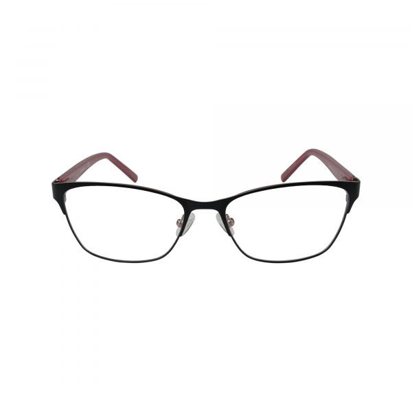 464 Red Glasses - Front View