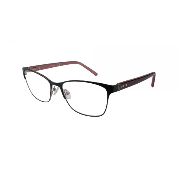 464 Red Glasses - Side View