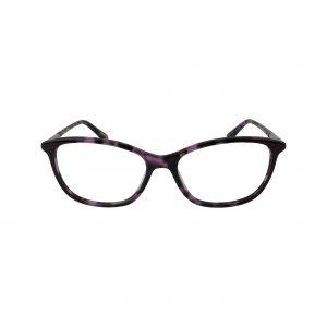 4001 Purple Glasses - Front View