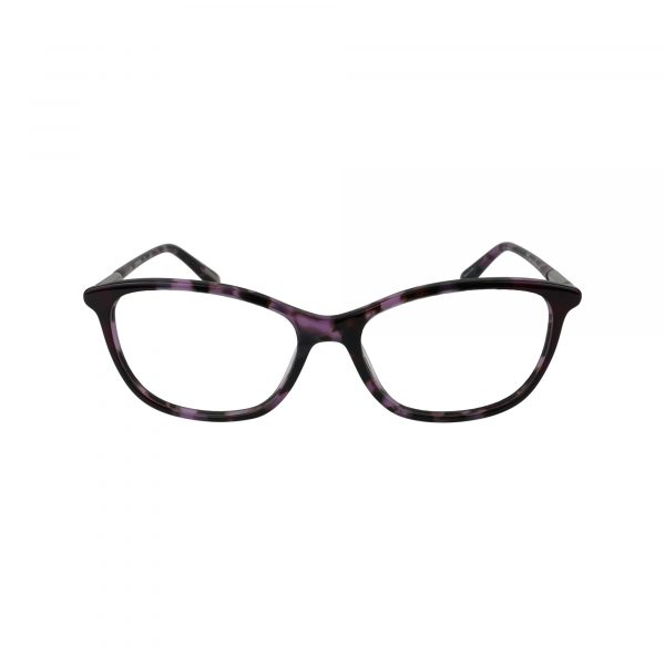 4001 Purple Glasses - Front View