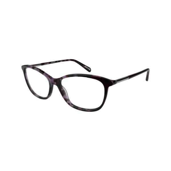 4001 Purple Glasses - Side View