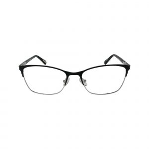 4005 Black Glasses - Front View