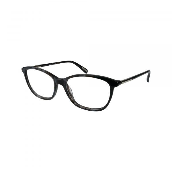 4001 Black Glasses - Side View