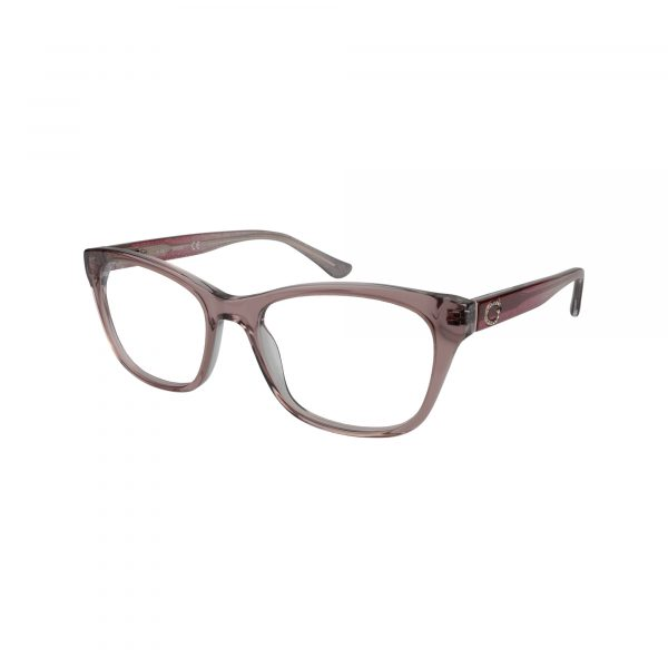 2678 Brown Glasses - Side View
