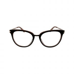 2753 Brown Glasses - Front View