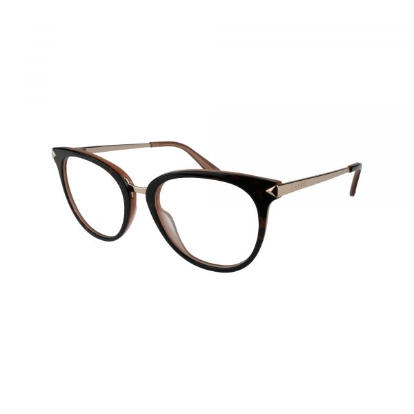 2753 Brown Glasses - Side View