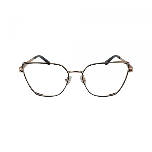 2793 Gold Glasses - Front View