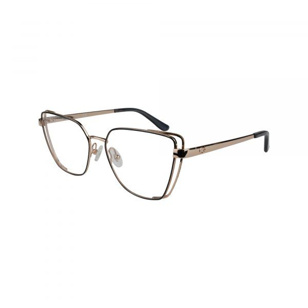 2793 Gold Glasses - Side View