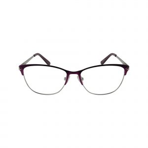 2755 Purple Glasses - Front View