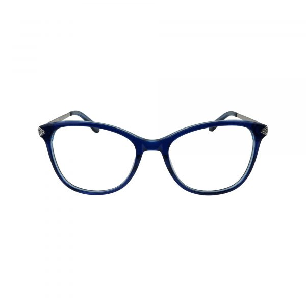 2632 Blue Glasses - Front View