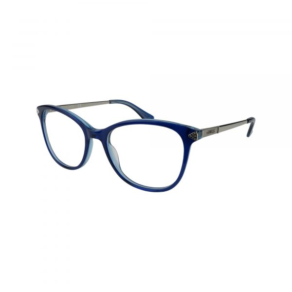 2632 Blue Glasses - Side View
