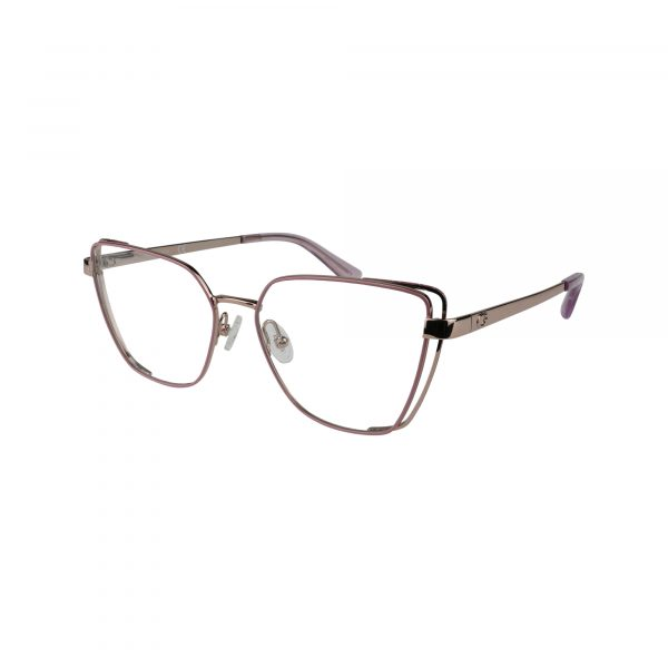 2793 Pink Glasses - Side View