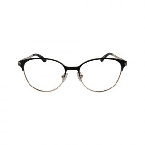 2633 Black Glasses - Front View