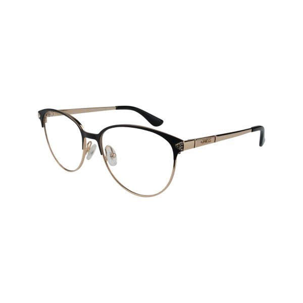 2633 Black Glasses - Side View
