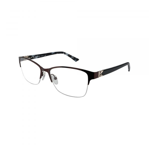 K180 Brown Glasses - Side View