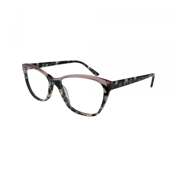 K206 Pink Glasses - Side View