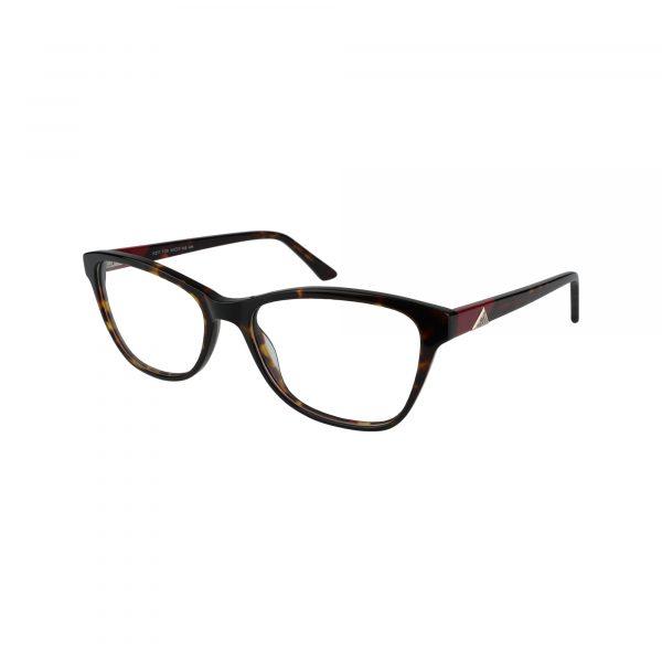 K217 Tortoise Glasses - Side View