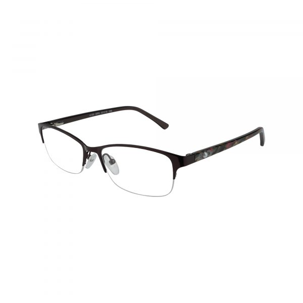 K190 Brown Glasses - Side View